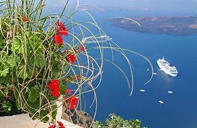 Heraklion nach Santorin