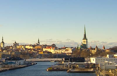 Helsinki nach Tallinn