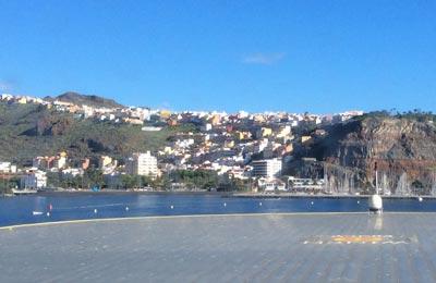 San Sebastien de La Gomera