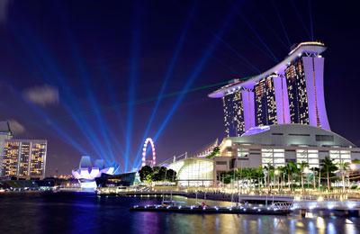 Singapur Harbourfront