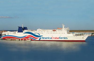 America Cruise Line Fähren