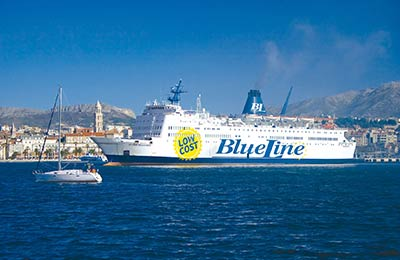 Blue Line Fähren