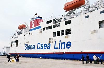 Stena DAEA Linie