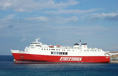 Cyclades Fast Ferries