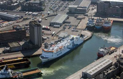 Northlink Ferries Fracht