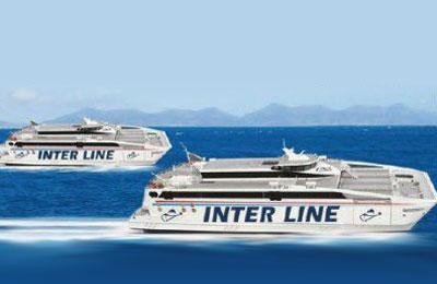 Inter Versand Fähren