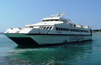 Jadrolinija Fähren