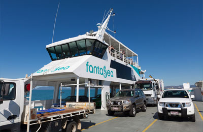 Fantasea Cruising Magnetic