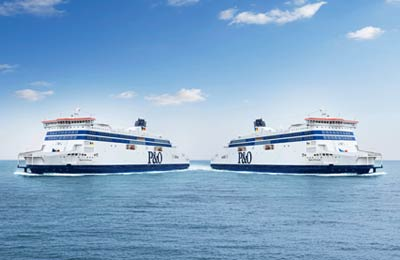 P&O Ferries Nordsee