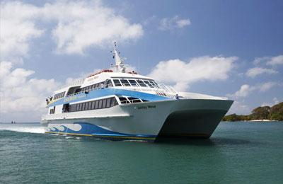 Roatan Island Ferry