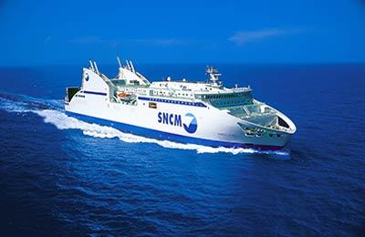 SNCM Fähren