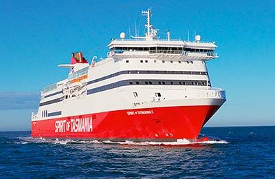 Spirit of Tasmania Fähren