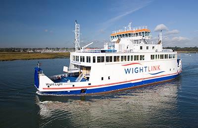 Wightlink FΣhren
